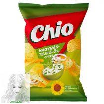 Chio hagymás-tejfölös burgonyachips 70 g - 330 Ft.
