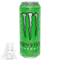 Monster Ultra Paradise szénsavas energiaital vitaminokkal és édesítőszerekkel 500 ml