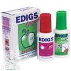 Hibajavító szett  EDIGS Ekoset, 20ml+ 20ml