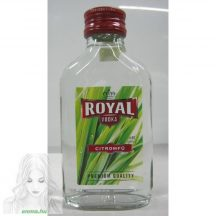 Royal V. Citromfű 0,1 l zseb