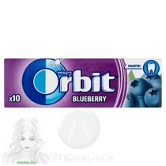 Orbit Blueberry kékáfonya drazsé 14g
