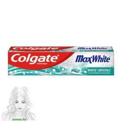 Colgate Max White White Crystals FOGKRÉM 100 Ml