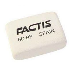 Radír FACTIS 60-RC