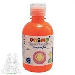 Tempera PRIMO 255TF fluo 300ml, narancssárga