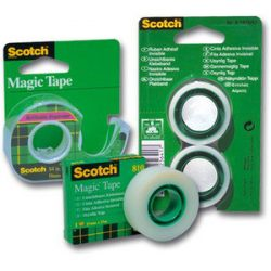 3M 810 Ragasztószalag SCOTCH Magic Tape 19mmx33m