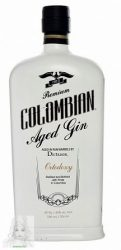DICTADOR COLUMBIAN AGED WHITE GIN 0,7L 43%