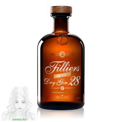 FILLIERS 28 DRY GIN 0,5L 46%